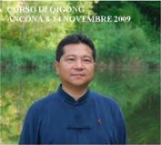 Corso di Qi Gong tenuto dal maestro internazionale Lin Kai Ting