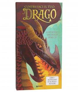 COSTRUISCI IL TUO DRAGO - LIBRO + MODELLINO DA COSTRUIRE Costruisci un Drago da 40 cm di Dugald Steer