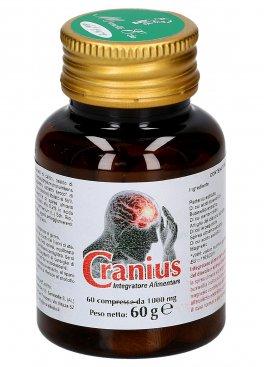 Cranius - Integratore di Artiglio del diavolo, Boswellia, Partenio e Spirea Ulmaria
