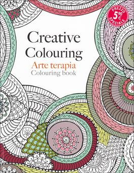 Macrolibrarsi - Creative Colouring - Arte Terapia Colouring Book