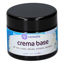Crema Base per Viso e Corpo - 50 ml