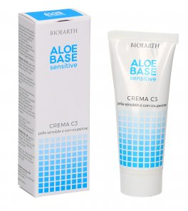 Crema C3 - Pelle Sensibile - Aloe Base Sensitive