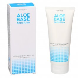 Crema Corpo Nutriente - Pelle Secca e Screpolata - Aloe Base Sensitive