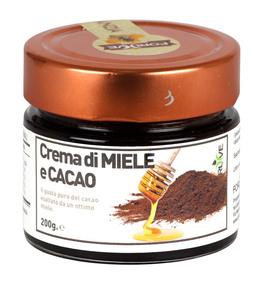 Crema di Miele e Cacao