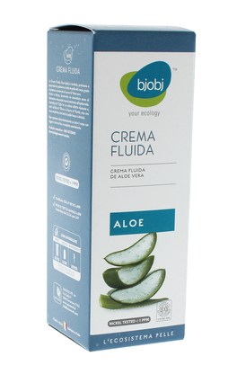 Crema Fluida all'Aloe Vera