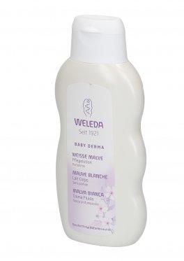 eb3ec13297 Crema Fluida alla Malva Bianca di Weleda