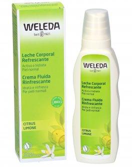 Crema Fluida Rinfrescante - Limone e Aloe