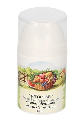 Crema Idratante per Pelle Reattiva