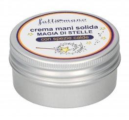 Crema Mani Solida Magia delle Stelle con Spezie Calde