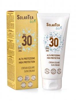 Crema Solare - SolarTea Bio Con filtri minerali