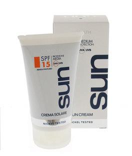 Crema Solare Corpo Spf 15 - Protezione Media