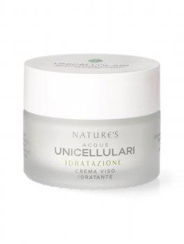 Crema Viso Idratante - Acque Unicellulari Idratazione