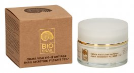 Crema Viso Light Antiage - Snail Secretion 75%