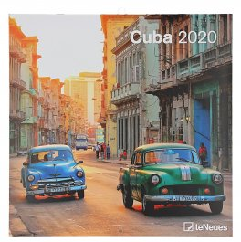 Maratona Calendario 2020.Cuba Calendario 2020 Calendario