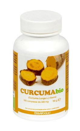 Curcuma Bio - 300 compresse