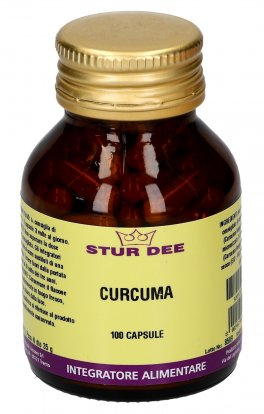 Curcuma - Integratore in Capsule