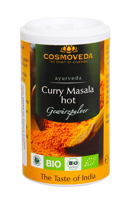 Macrolibrarsi - Curry Masala Hot - Curry Piccante