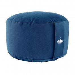 Cuscino da Meditazione Lotus Alto - Blu