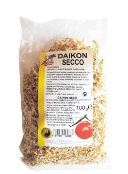 Daikon Secco - Ravanello Bianco Gigante