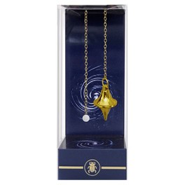 Pendolo Suono color Oro - Deluxe Gold Sound Pendulum