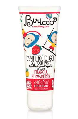 Dentifricio Gel Fragola