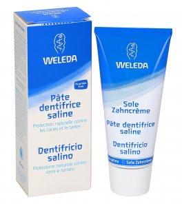 Dentifricio Solubile Salino - Weleda