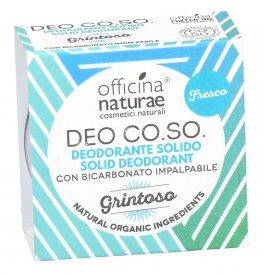 Deo CO.SO. Grintoso - Deodorante Solido