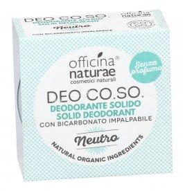 Deo CO.SO. Neutro - Deodorante Solido