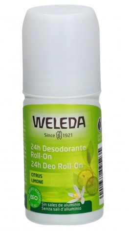 Deo Roll-on Limone - 24h Desodorante Roll-on