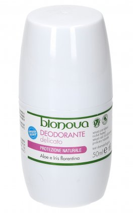 Deodorante Delicato Aloe e Iris Fiorentina