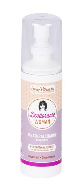 Deodorante Woman - Naturalcharme
