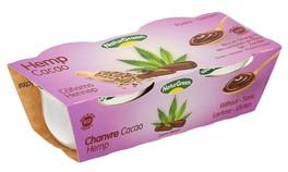 Dessert di Canapa al Cacao - 2 Confezioni