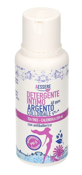 Detergente Intimo Argento Colloidale Plus 40ppm - Tea Tree e Calendula