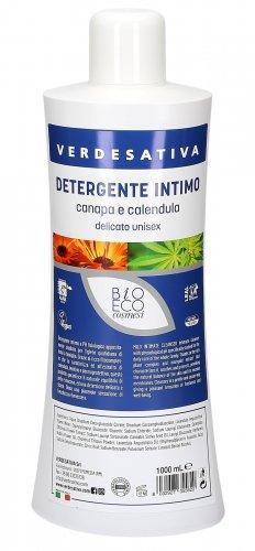 Detergente Intimo - Canapa e Calendula - Unisex