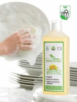 Detergente per il Lavaggio Manuale Piatti e Stoviglie - 1000 ml