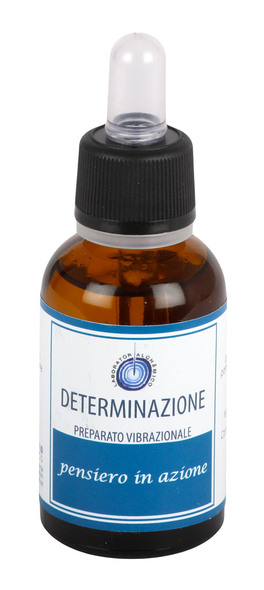 Determinazione - Preparato Vibrazionale