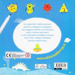 Disegni Per Bambini Da Fare E Rifare Libro