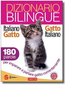 Dizionario Bilingue Italiano/gatto