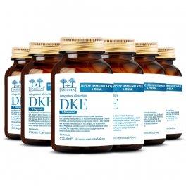 DKE + Magnesio - Integratore di Vitamina D3, K2, E, Magnesio
