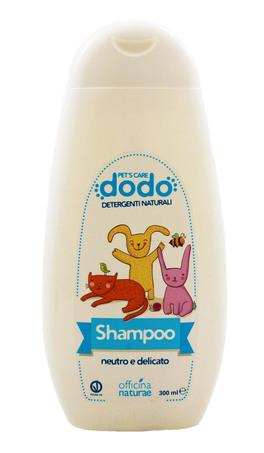 Dodo - Shampoo Neutro e Delicato per Cani e Gatti