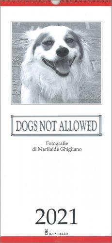 Dogs Not Allowed - Calendario 2021