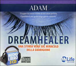 Macrolibrarsi - Dreamhealer -  Audiolibro 3 Cd Audio