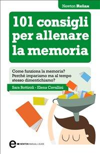 eBook - 101 Consigli per allenare la memoria