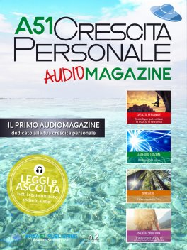 Macrolibrarsi - eBook - A51 Crescita Personale Audiomagazine N.2