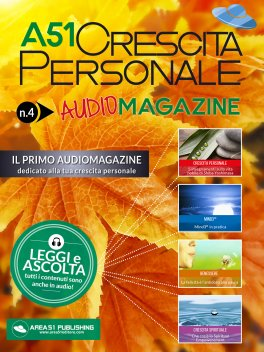 Macrolibrarsi - eBook - A51 Crescita Personale - Audiomagazine N.4