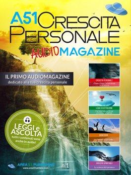 Macrolibrarsi - eBook - A51 Crescita Personale - Audiomagazine - Numero 1