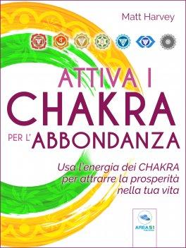 eBook - Attiva i Chakra per l'Abbondanza