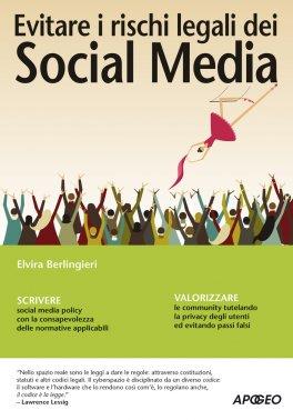 eBook - Evitare i Rischi Legali dei Social Media - EPUB