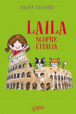 eBook - Laila scopre l'Italia