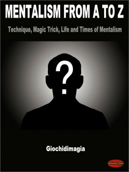 eBook - Mentalism from A to Z
